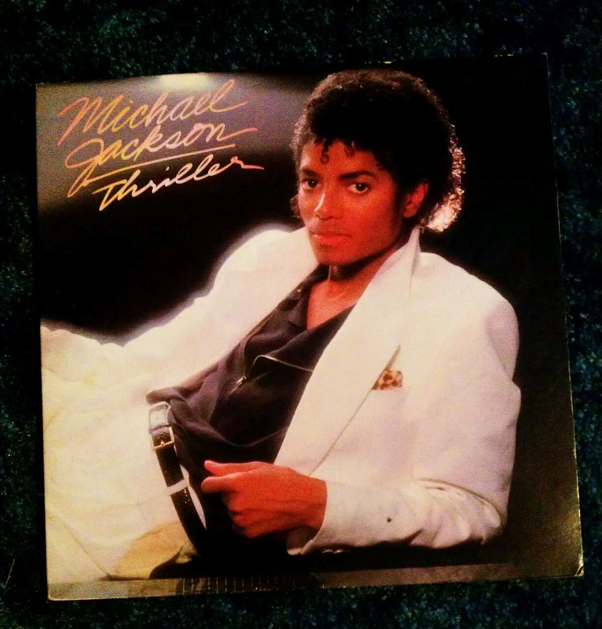 "1982 Epic Release, ""Thriller"""