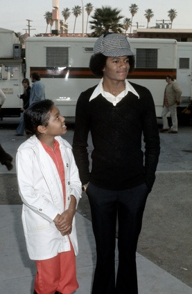 Michael Jackson wallpaper with a business suit, a well dressed person, and a suit titled Michael and Janet