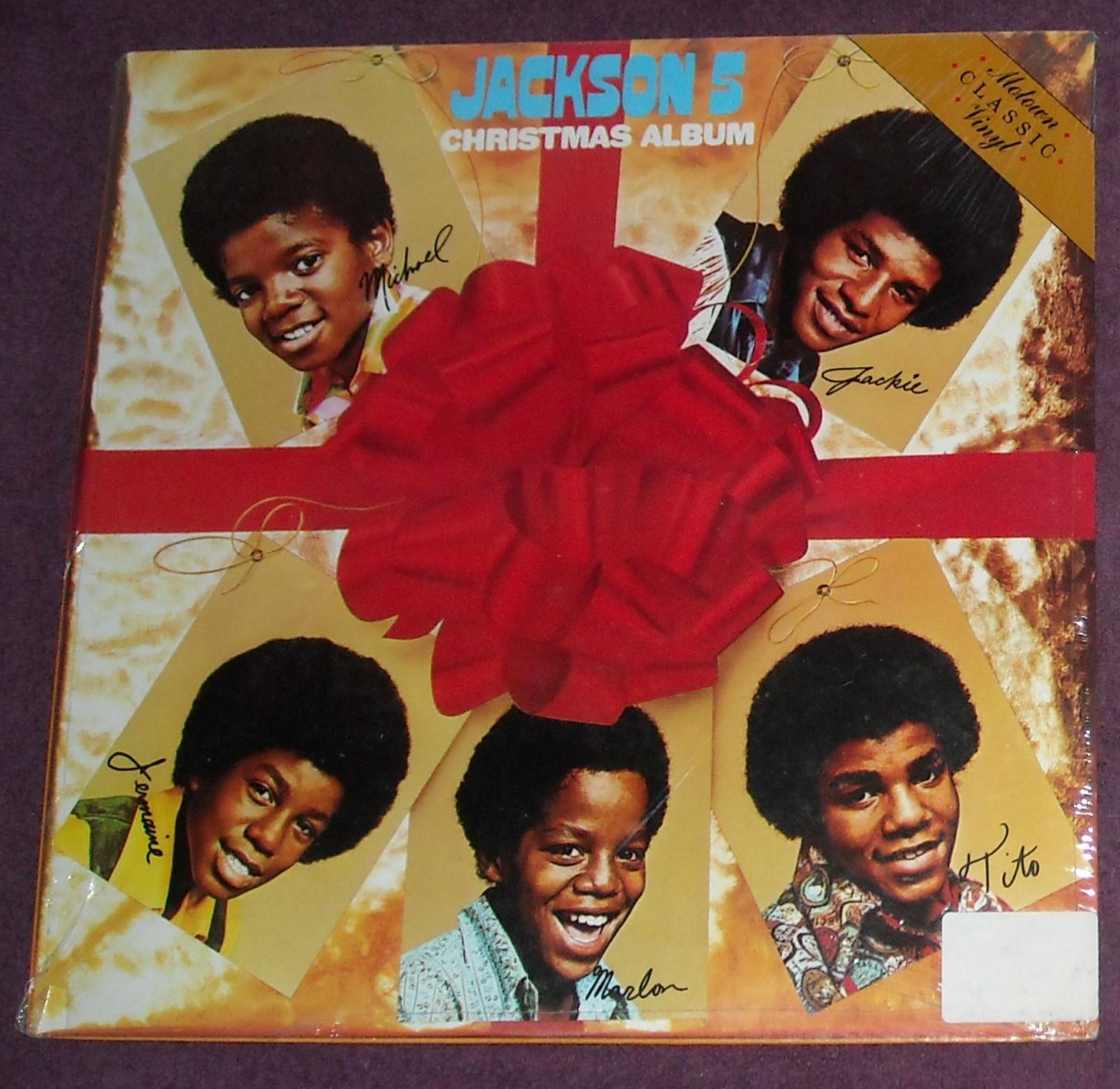 "Motown Release, ""Jackson 5 Natale Album"""