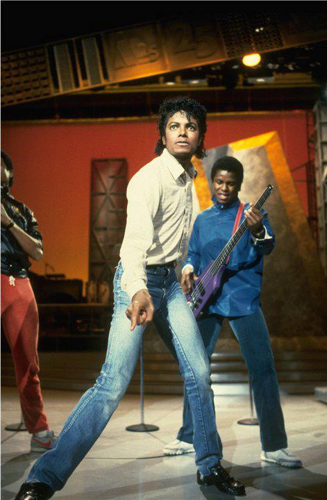 "Rehearsal For 1983 Special ""Motown 25"""