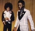 Michael And Al Green - michael-jackson photo