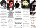 Lyrics To Some Of Michael's Hit Songs - michael-jackson photo