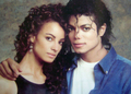 Michael and Tatiana - michael-jackson photo