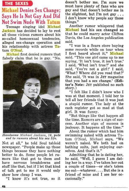 An bài viết Pertaining To Michael