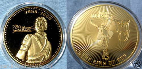 Vintage Michael Jackson or Coins