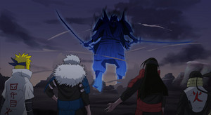 *Kages v/s Madara*