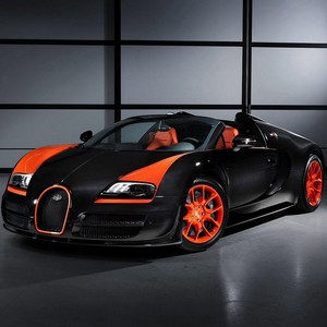 Bugatti dream car