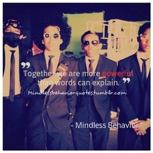 Mindless कोट्स