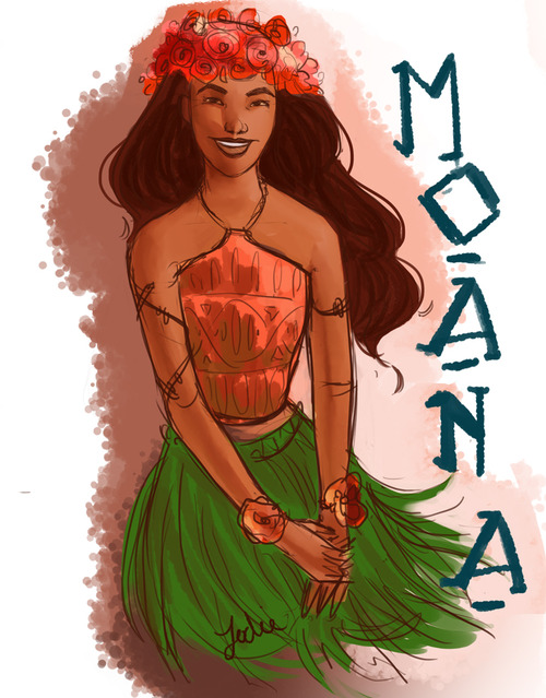 Moana Waialiki images Moana Fan Art wallpaper and ...