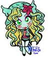 Lagoona Blue - monster-high fan art