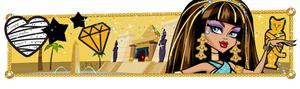 Banner Cleo