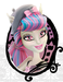 Portait Rochelle - monster-high icon