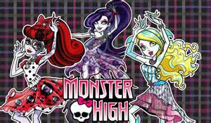 Monster High پیپر وال with عملی حکمت entitled Monster High 3