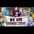 We Are Monster High - Official Artwork - monster-high photo
