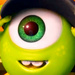 Child Mike Wazowski - monsters-university icon
