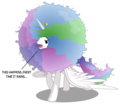 Princess Celestia's Hair
