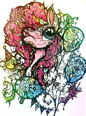 Pinkie Pie Potrait