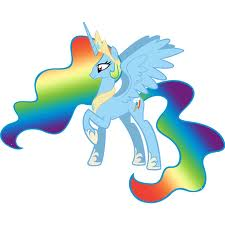 Princess regenbogen Dash