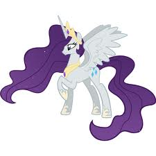 My Little Pony Friendship is Magic wallpaper probably with anime called Princess Rarity