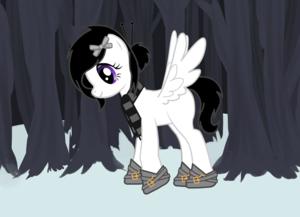 My New Pony OC