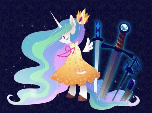 my Little Pony Filly Celestia my Little Pony Friendship is