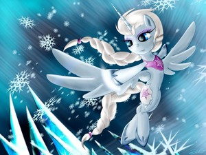 Ice Princess pony