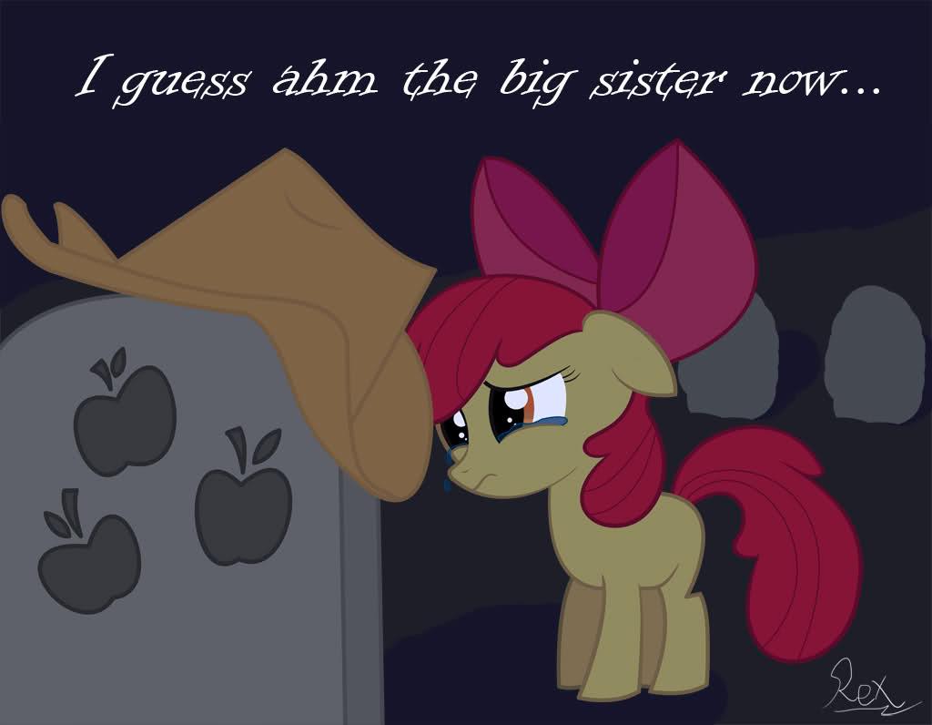 Sad My Little gppony, pony picha
