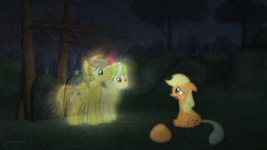 Sad My Little pony foto
