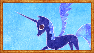 Princess Luna in Storybook