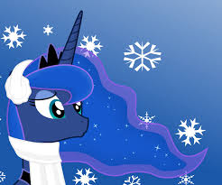 Princess Luna in Winter icoon