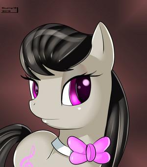 Octavia Potrait