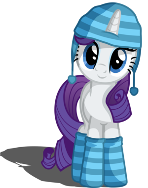 Rarity Cozy