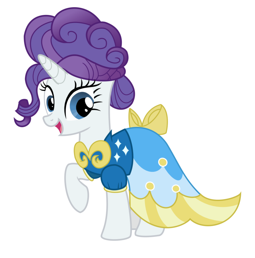 Pics For > My Little Pony Rarity Dress