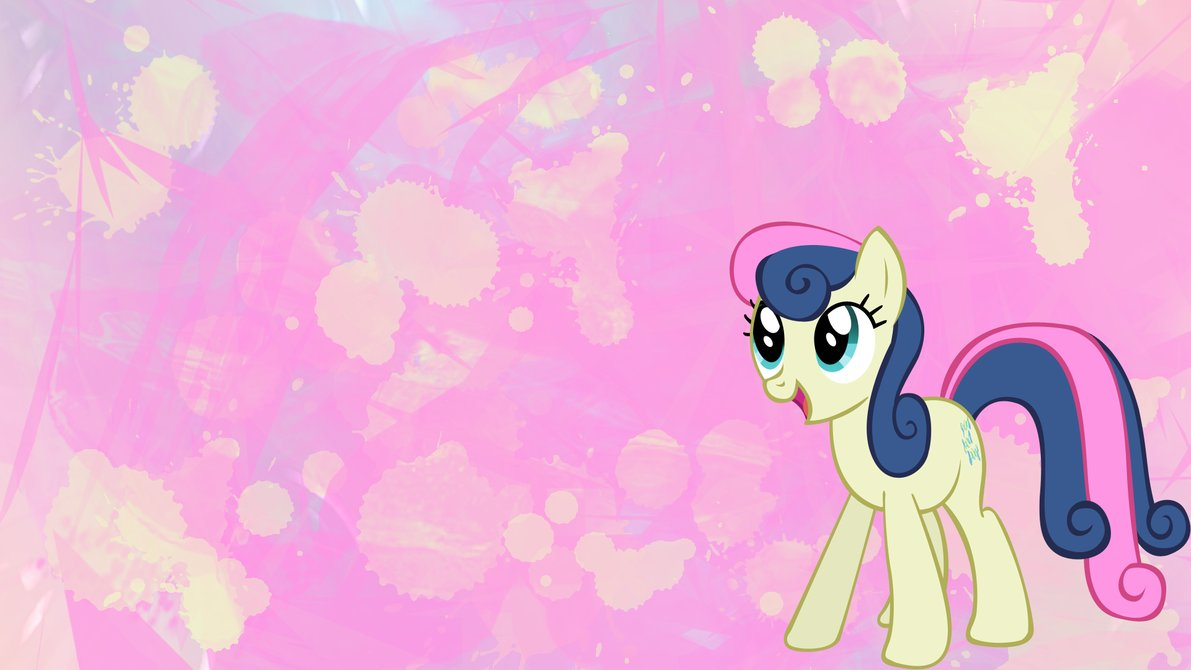 Bon Bon Wallpaper My Little Pony Friendship Is Magic