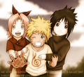 Uzumaki Team