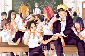Наруто Class