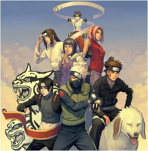 Teams of Konoha