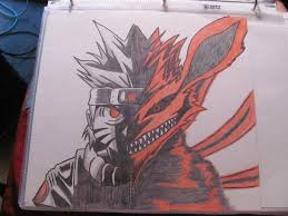 Naruto/Nine tailed raposa