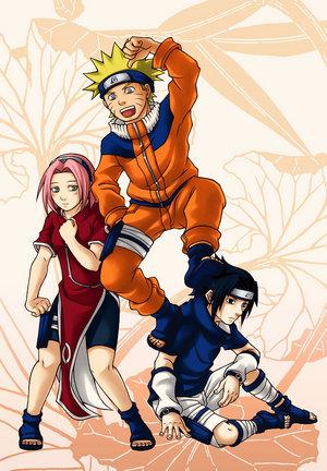 Наруто - Team 7