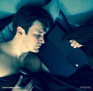 Nathan's twitter-December,2013