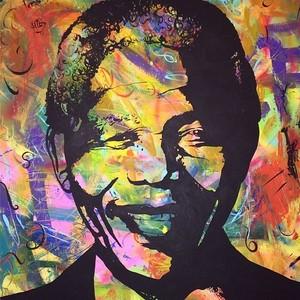 Mandela by Jean Losier