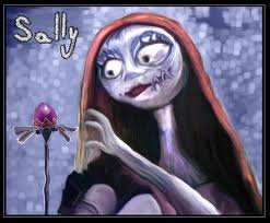Nightmare Before Christmas wallpaper probably containing anime called DragonQueen1