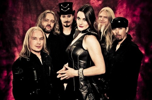 Nightwish wallpaper probably with a hip boot and a bustier called Nightwish as of 2014