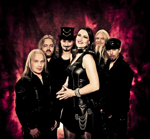 Nightwish wallpaper probably containing a concert, a well dressed person, and a business suit called Nightwish as of 2014