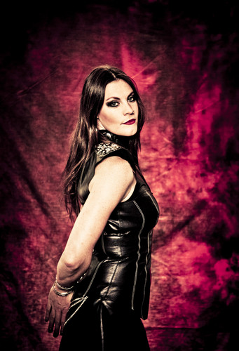 Nightwish wallpaper probably with a concert called Floor Jansen, Nightwish as of 2014