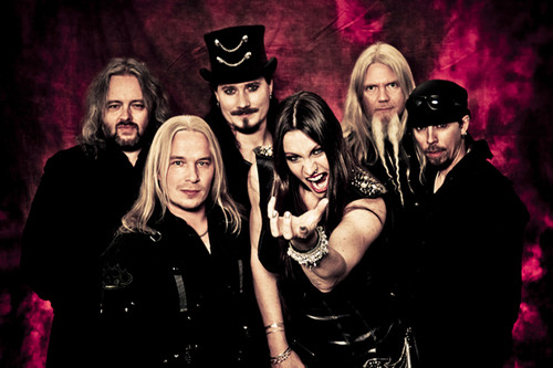 Nightwish wallpaper probably containing a concert entitled Nightwish as of 2014