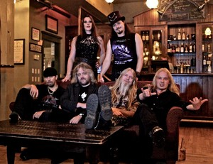 Nightwish chillin'