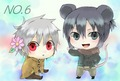 Chibi Shion and Nezumi  - no6 photo