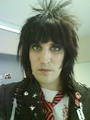 A punky Noel  - noel-fielding photo