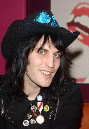 Noel in a hat